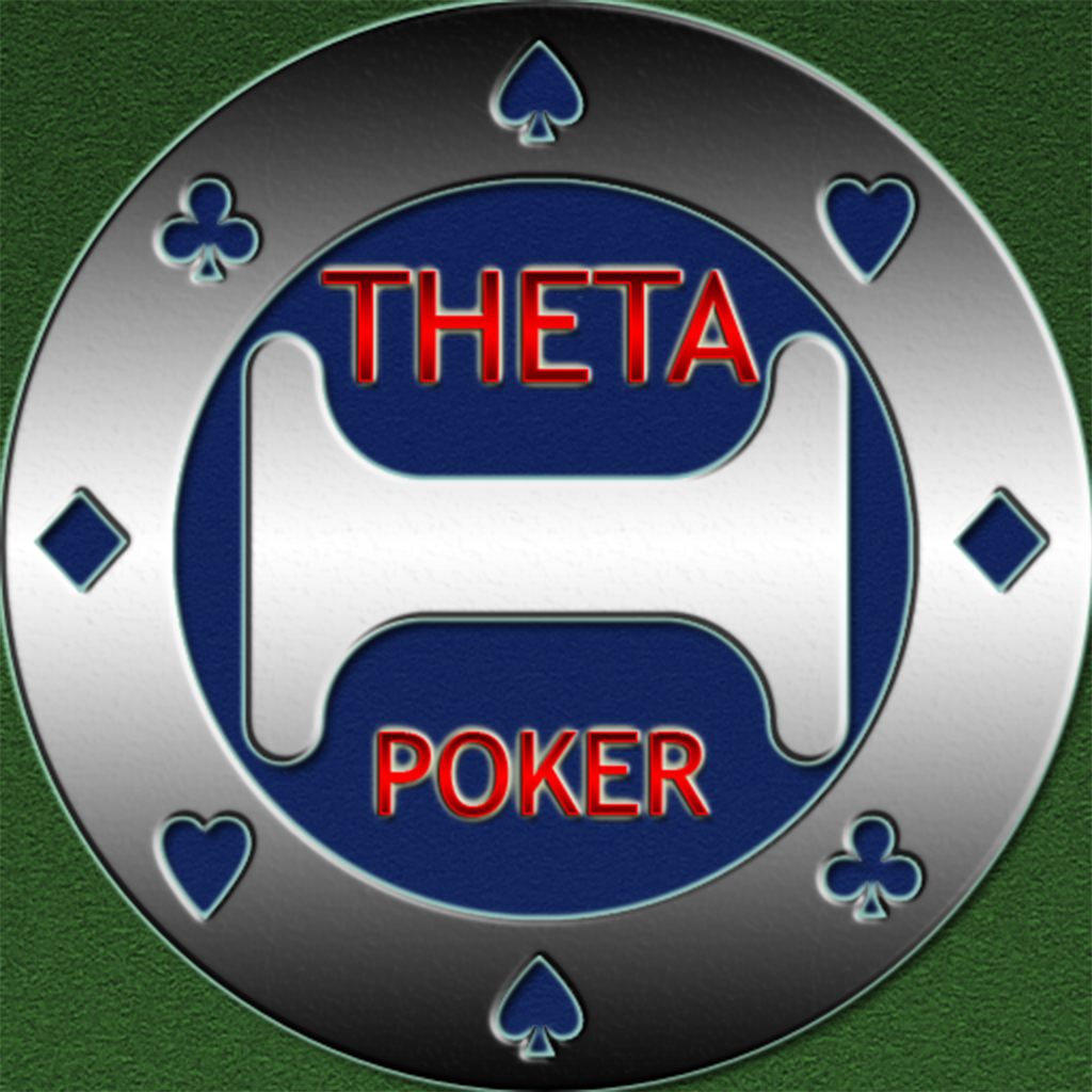 THETA Poker Icon